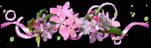 Barre de séparation 8 - Pléiade de tubes chez Magnolias