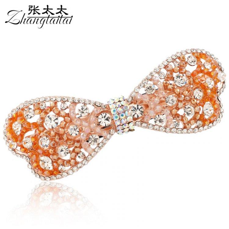 Hair-accessory-handmade-crystal-hairpin-hair-pin-bow-clip-accessories-hair-accessory-b041.jpg