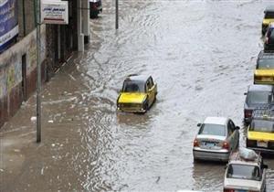 """""""الأرصاد"""" تحذر: أمطار تهدد 7 محافظات اليوم"""