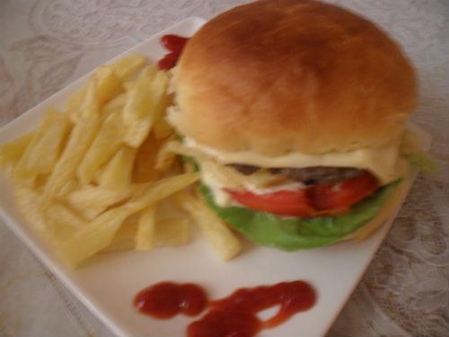 هامبرجر Humburger روعــــة مطبخي بالصور