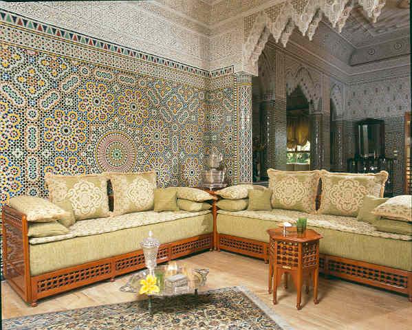 الأثاث المغربي التقليدي والمعاصر Post-18937-1147289387