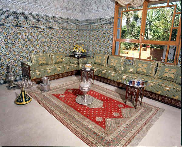 الأثاث المغربي التقليدي والمعاصر Post-18937-1147289533