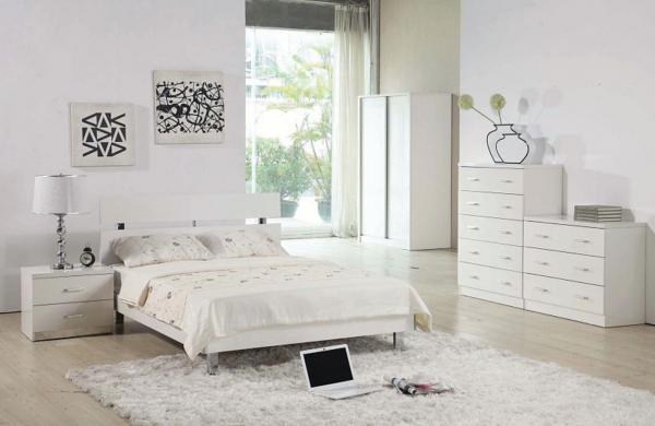 غرف نوم بيضاء||   المفروشات و الأثاث   أخوات طريق الإسلام