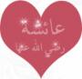 محبة عائشة رضي الله عنها